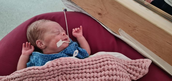 Musiktherapie für Frühgeborene